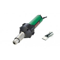 Leister Triac ST 120V 1600W with 40mm Flat Nozzel
