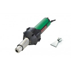 Leister Triac ST 120V 1600W with 60mm Flat Nozzel