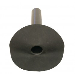 EPDM Single Ply Roofing System - 40mm Outlet